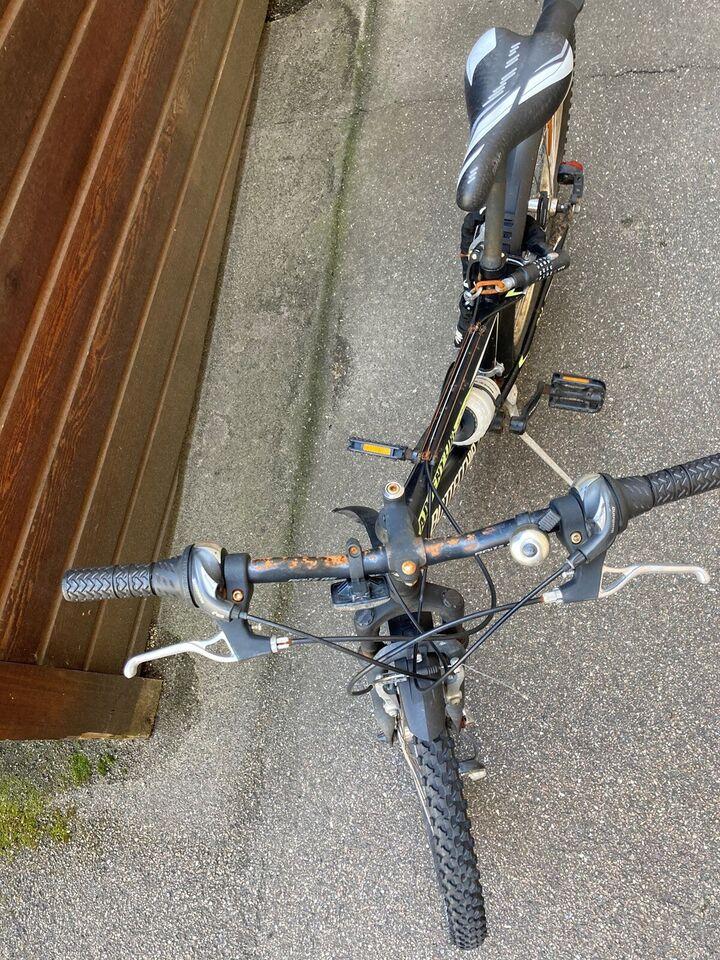 Drengecykel, mountainbike, andet mærke