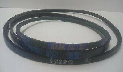 Rubber D/&D PowerDrive A40.5//4L425 V Belt 1 Band