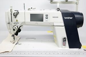 New Brother S7300A Nexio Lockstitch Industrial Sewing Machine  Trimmer - Southall, United Kingdom - New Brother S7300A Nexio Lockstitch Industrial Sewing Machine  Trimmer - Southall, United Kingdom