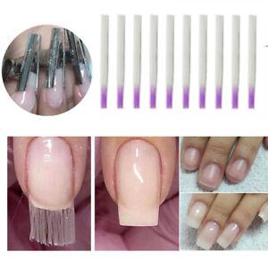 Fibernails Fiberglass for Nail Silk Extension Acrylic Tips Manicure ...