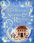 365 Illustrated Stories and Rhymes von Lesley Sims (2013, Gebundene Ausgabe)