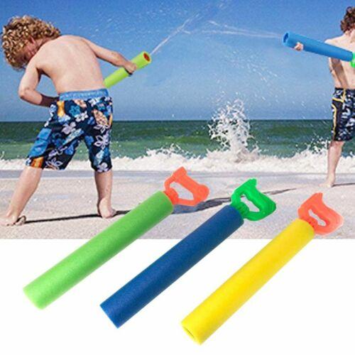 3Pcs Kids Water Gun Foam Air Pressure Blaster Shooter Soaker Summer Water Toys
