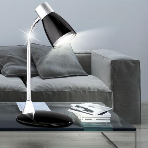 LED Tisch Leuchte Arbeitszimmer Lese Lampe Büro Flexo Spot Strahler EEK A WOFI