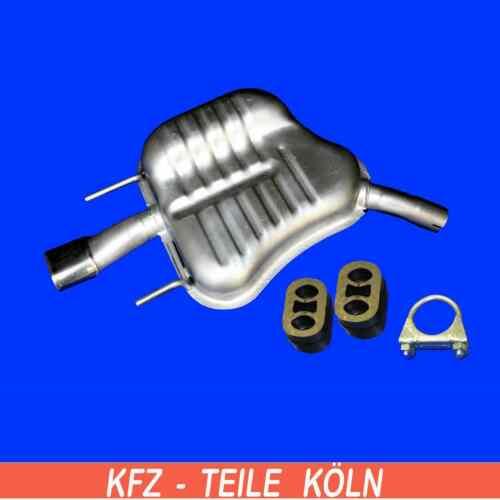 1.9 CDTI//2.0 DTI 16V//2.2 DTI 16V Opel Vectra C GTS ENDSCHALLDÄMPFER Auspuff
