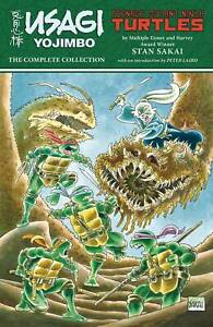 Usagi-Yojimbo-TMNT-TP-complete-collection-may180350-Dark-Horse-Comics
