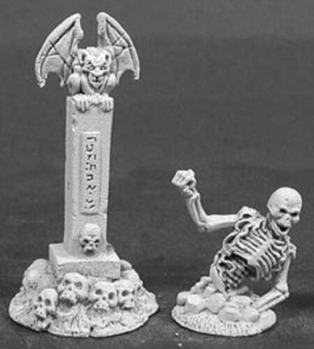 Dark Heaven Legends Reaper 02043 Undead Rising