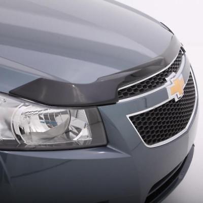 Smoke AVS 12-16 Chevy Sonic Aeroskin Low Profile Acrylic Hood Shield