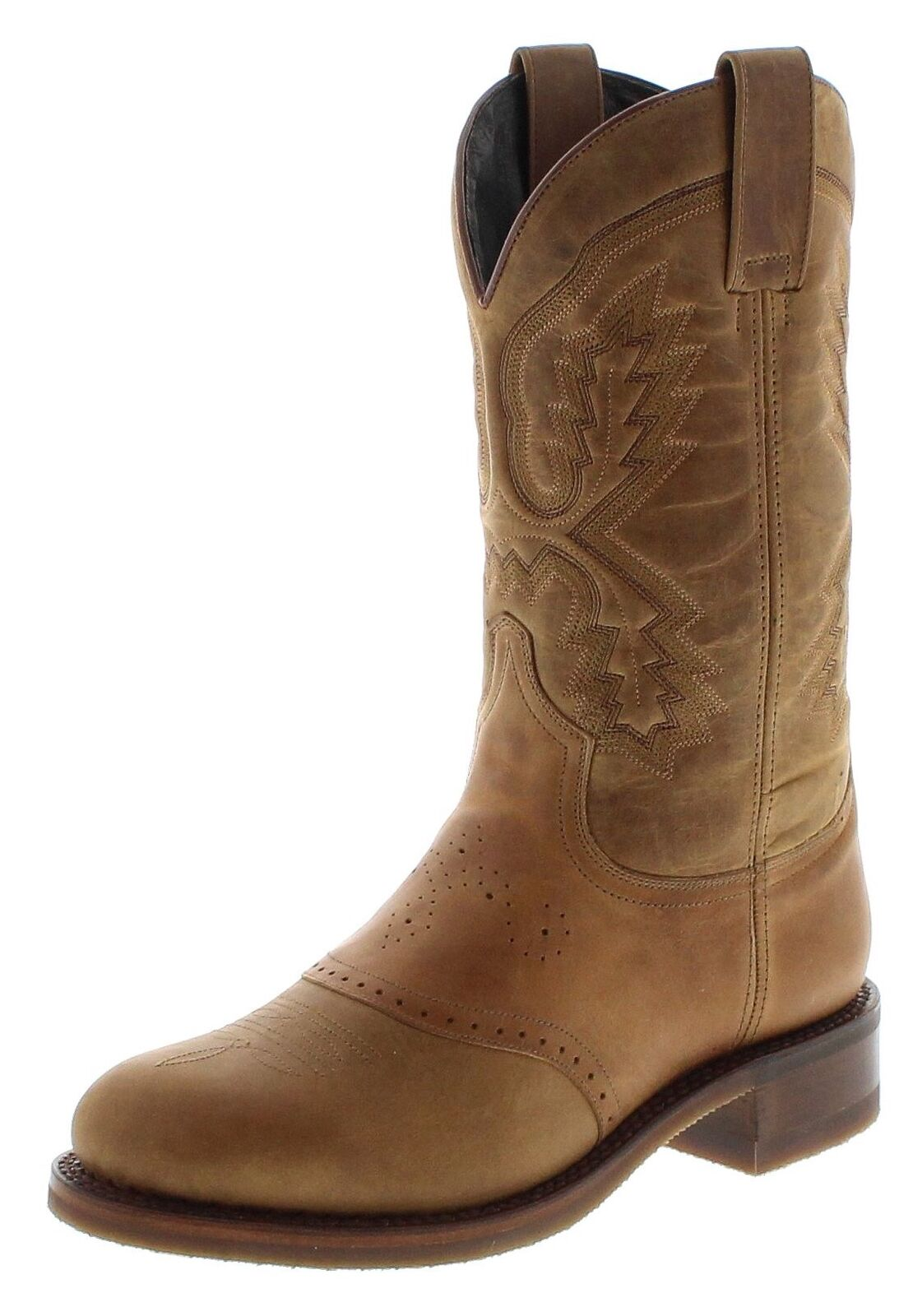 Sendra botas eyak marrón westernreitbotas con thinsulate Insulation aislamiento