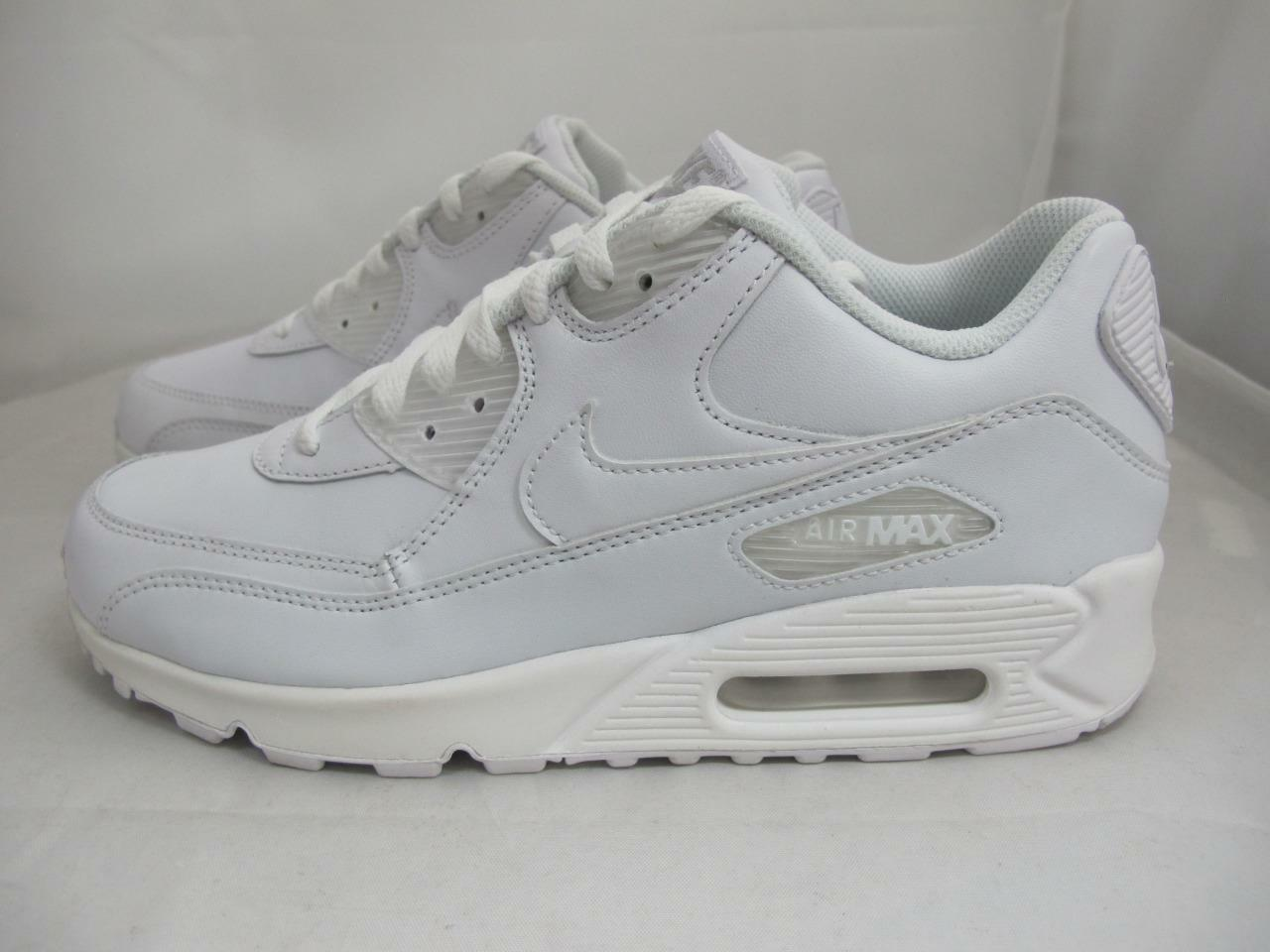 NEW MEN'S NIKE AIR MAX 90 LEATHER