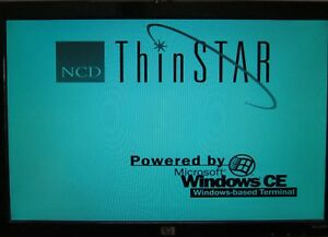Vintage-NCD-ThinStar-200-Windows-CE-Based-Thin-Client-Desktop-Terminal