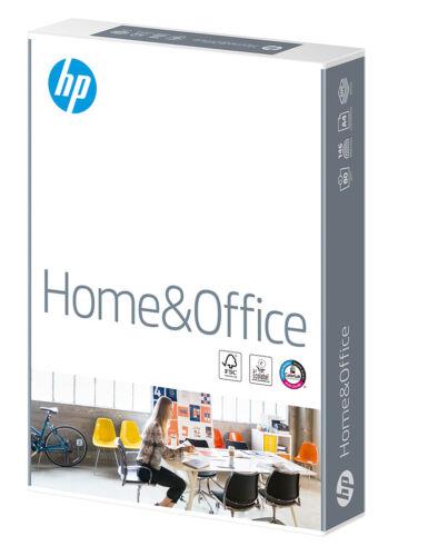 HP Home /& Office 500 Blatt Kopierpapier Druckerpapier weiß 80g//m² DIN A4