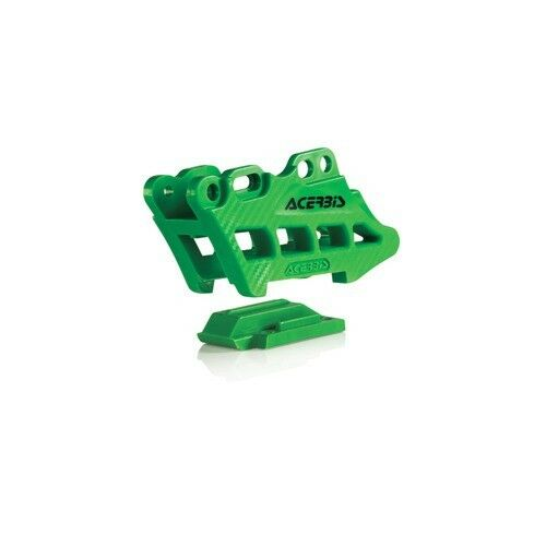 Acerbis Mx Chain Guide Block Green KX 450F KXF 450 2015