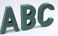 """OASIS FOAM Letter 10"""" STANDARD  perfect for initials any letter or number"""