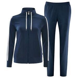 schneider sportswear Damen Fitness Anzug KESHIAW blau