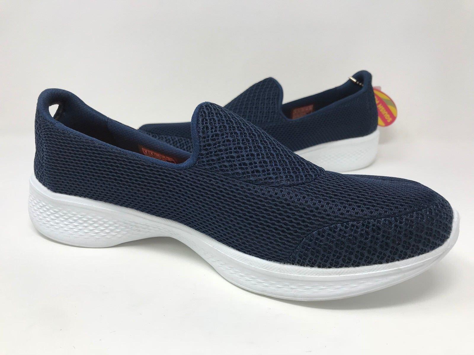 New women's Skechers GoWalk 4 Propel 14170 NVW shoes ,navy, size 10