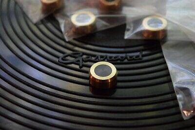VEGAMONO Zirconia ball bearing for Garrard 401 turntable shaft main bearing