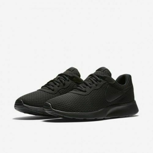 best sneakers 4bf22 a99e1 Nike Tanjun Running 812654-001 Black Anthracite Mens US Size 14 UK 13 for  sale online   eBay