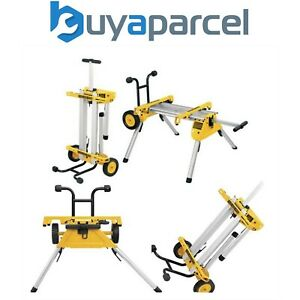 SET OF 4 REPLACEMENT LEGS WITH LOCKING LEVERS FOR DEWALT DE7400 ROLLING STAND