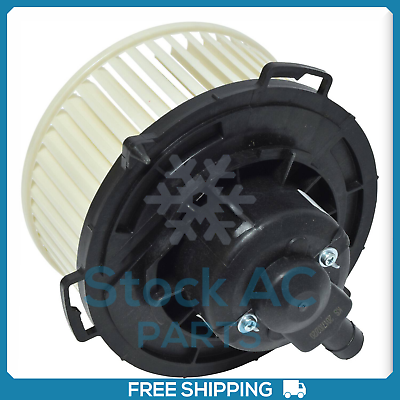 Blower Motor For 2004-2009 Mazda 3 2006-2010 5 w// blower wheel