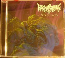 Haemophagus - Atrocious(CD, 2014)HAEMORRHAGE IMPETIGO CARDIAC ARREST ROMPEPROP