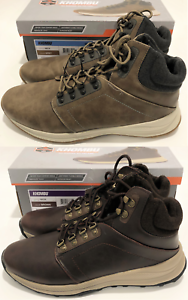 Nick Outdoor Leather Hiking Boots