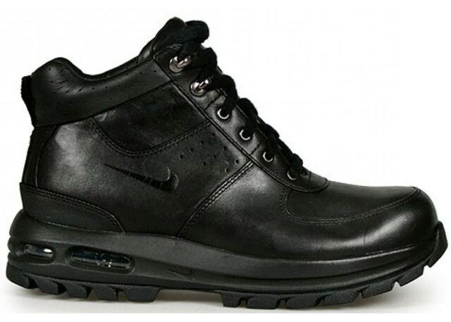 365970-001 Men's Nike ACG Air Max Goaterra Black/Black-Radiant Emerald