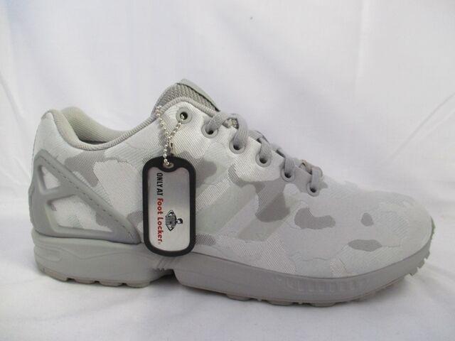 90cb851ac1f7b Mens Adidas ZX Flux Weave grau grau Camo AQ2872 AQ2872 AQ2872 Größes UK  8.5_9_10.5_11.5 f2b057