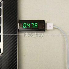 USB charging Detector voltmeter/ammeter / power meter / Capacity Monitor Battery