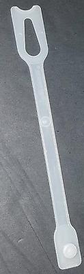 Tupperware Towel Holder Hanger Strap Pastry Sheet Sheer Purple Vtg Gadget New