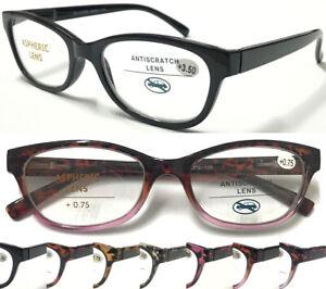 R870-Superb-Quality-Women-Reading-glasses-amp-Spring-Hinges-amp-Vintage-Style-Design