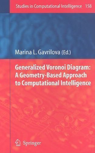 Studies In Computational Intelligence Ser   Generalized Voronoi Diagram   A Geometry