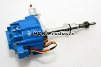 Ford 5.0 Hei Distributor Efi To Carb Conversion Blue Cap 50k Volt Coil Sbf 302