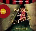 Wasser für die Elefanten von Sara Gruen (2011)