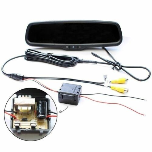 """4.3/"""" Rear View Mirror display Interior Monitor For CHRYSLER TOWN/&COUNTRY 08-16"""