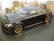 Lexus LS460 Session Custom Painted EPX RC Drift Car 1/10 RTR 4WD Waterproof 2.4G