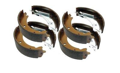 Heavy Equipment Parts & Accessories 2 Jeux De 4 Segments Frein 200 X 50 Adaptable Ifor Williams P000320 Tbg-2461 Farm Implement Parts