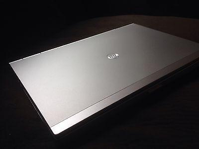 """HP 8460P 14"""" Laptop Windows 7 vPro Core i5 2.5Ghz 4GB RAM 160GB HD Webcam WiFi"""