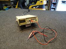 Fluke 8050A Benchtop DMM Digital Multimeter w/ Test Leads