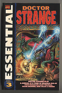 Marvel-Comics-Essential-Doctor-Strange-Volume-3-TPB-trade-paperback-NEW-unread