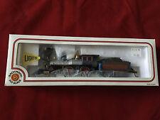 Bachmann Ho Scale Electric Trains No. 51124 American 4-4-0 & Tender NEW Train