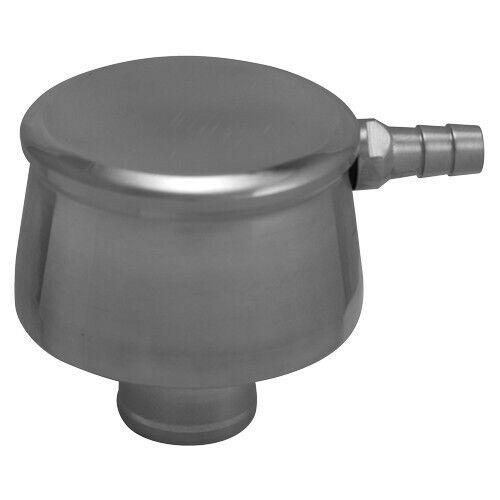 New Redline Machined Billet Aluminium Push In Breather Oil Cap with PCV
