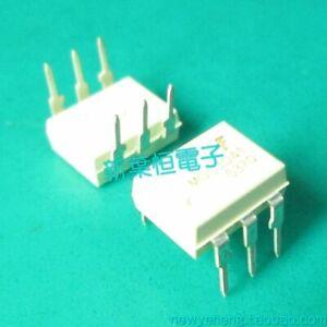 5-PCS-MOC3042M-MOC3042-Zero-Cross-Optoisolators-Triac-Driver-DIP-6-FSC-New