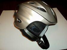 Giro Fuse ski/snowboard helmet M silver/gold