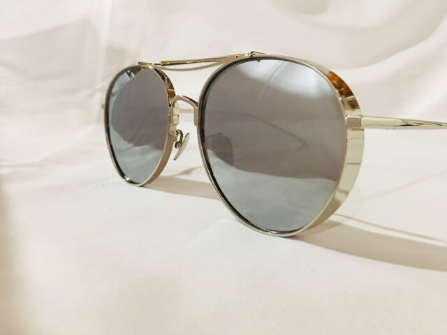 5c560a6d2030 Authentic New Gentle Monster Sunglasses Big Bully 03 Silver Frames Sliver  Mirror