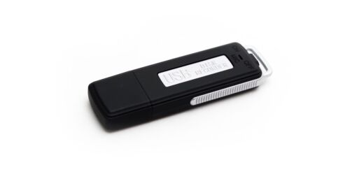 Flash Drive Style Hidden Covert Bug Room Personal Voice Audio Recorder 4GB