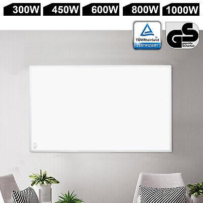 1100W Infrarotheizung Thermostat Heizung Heizpaneel Deckenheizung IR 300W