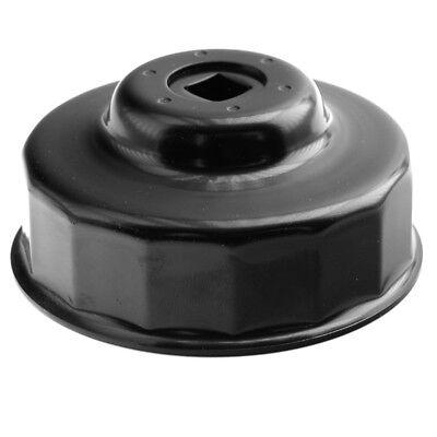 Chiave per Filtro Olio Auto KKmoon 65mm x 14 Strumento di Rimozione Tappo Chiave Olio per Toyota