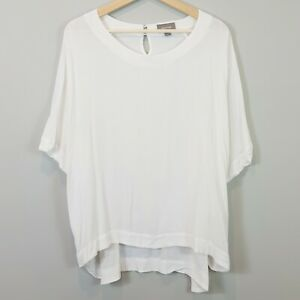 SUSSAN-Womens-White-Blouse-Top-Size-AU-14-or-US-10