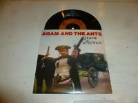 "ADAM & THE ANTS - Stand & Deliver - 1981 UK injection moulded 7"" vinyl single"