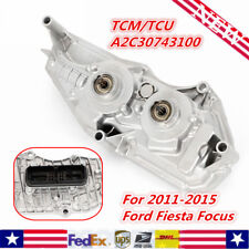 Item 7 New For 11 15 Ford Fiesta Focus Transmission Control Module Tcu Tcm Ae8z 7z369 F